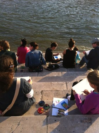 Danube Calling Earth Day event
