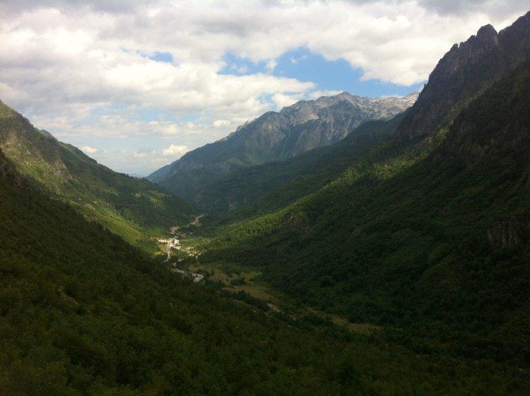 Valbone Valley
