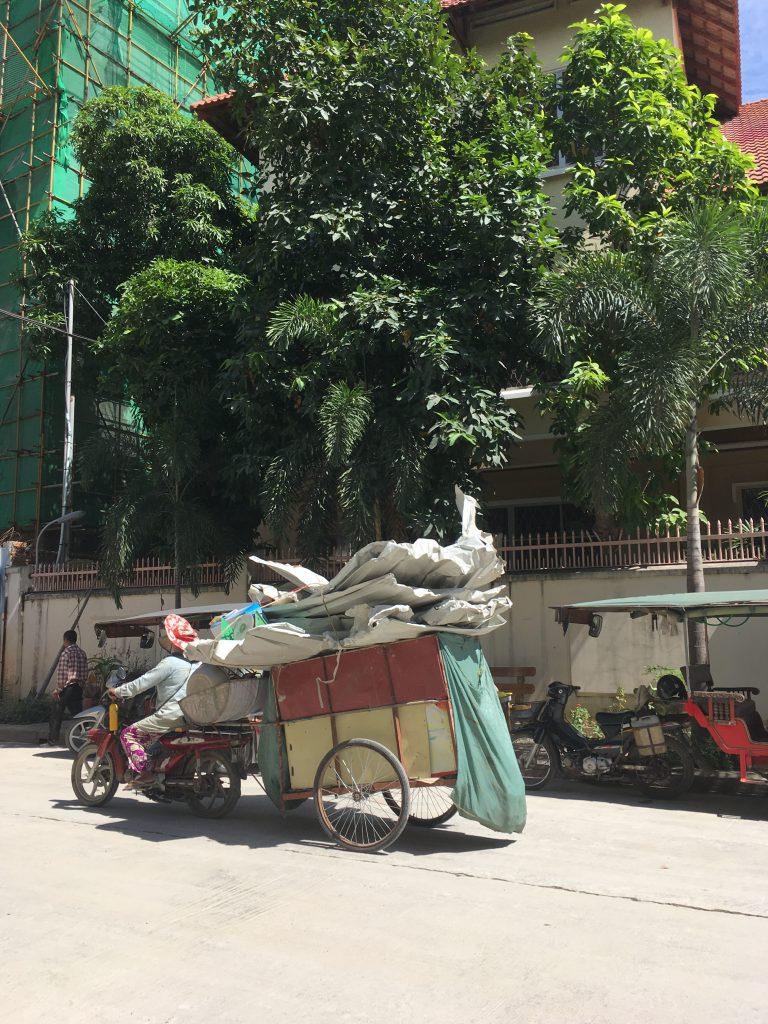 Waste Management in Phnom Pehn