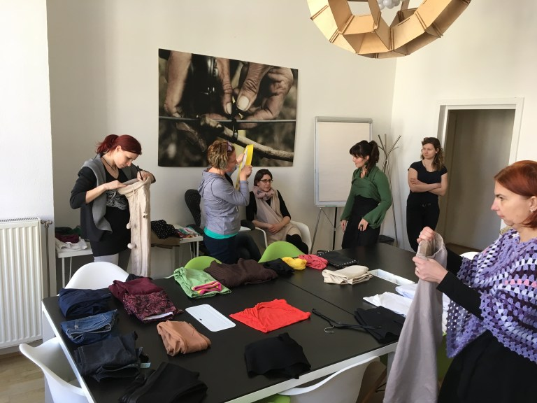 Clothing Swap at Impact Hub Budapest