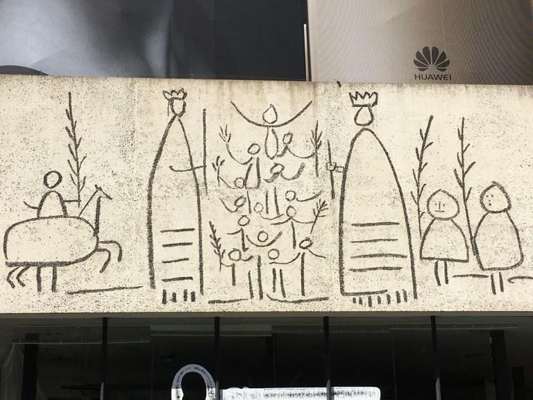 Barcelona Picasso Print