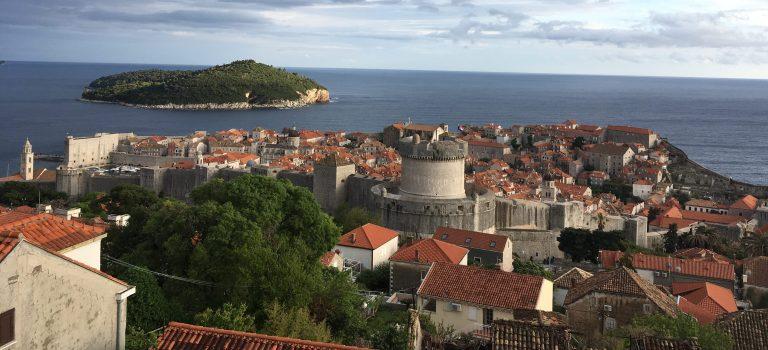 Croatian Road Trip Tip: Follow the Sunshine