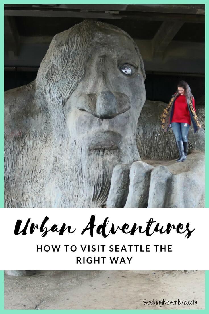 weekend getaway guide to Seattle, Washington