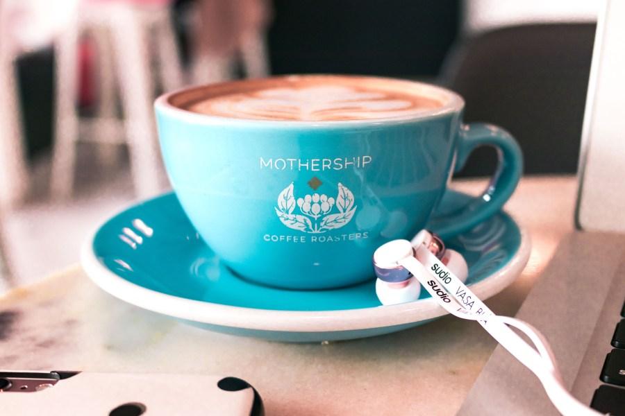 coffee shops las vegas - mothership