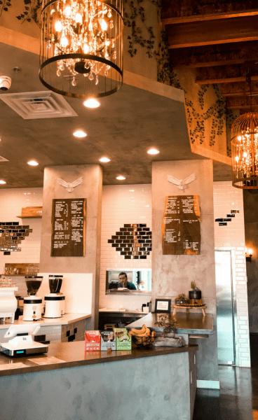 cute coffee shops in Las Vegas