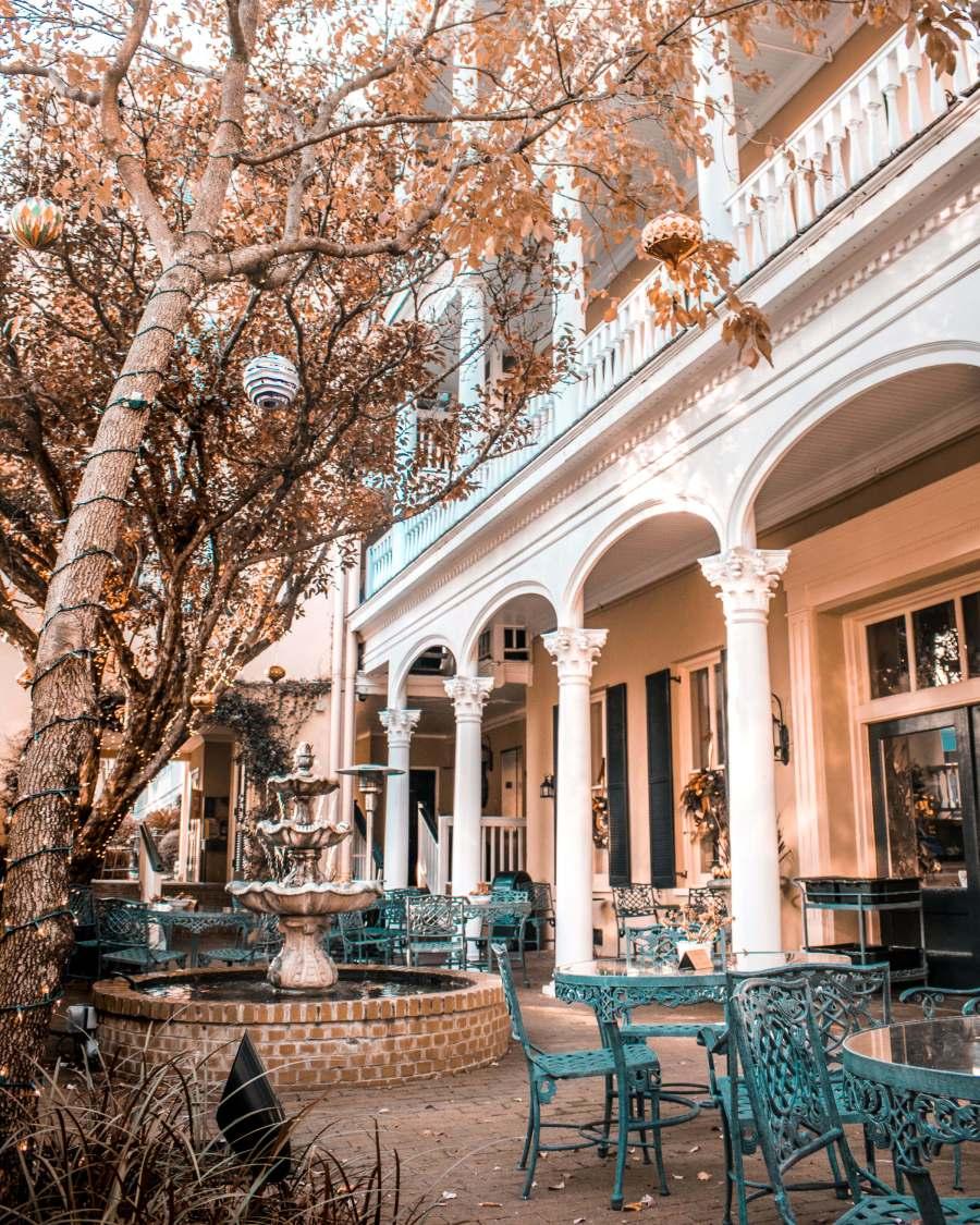 historic Charleston hotels