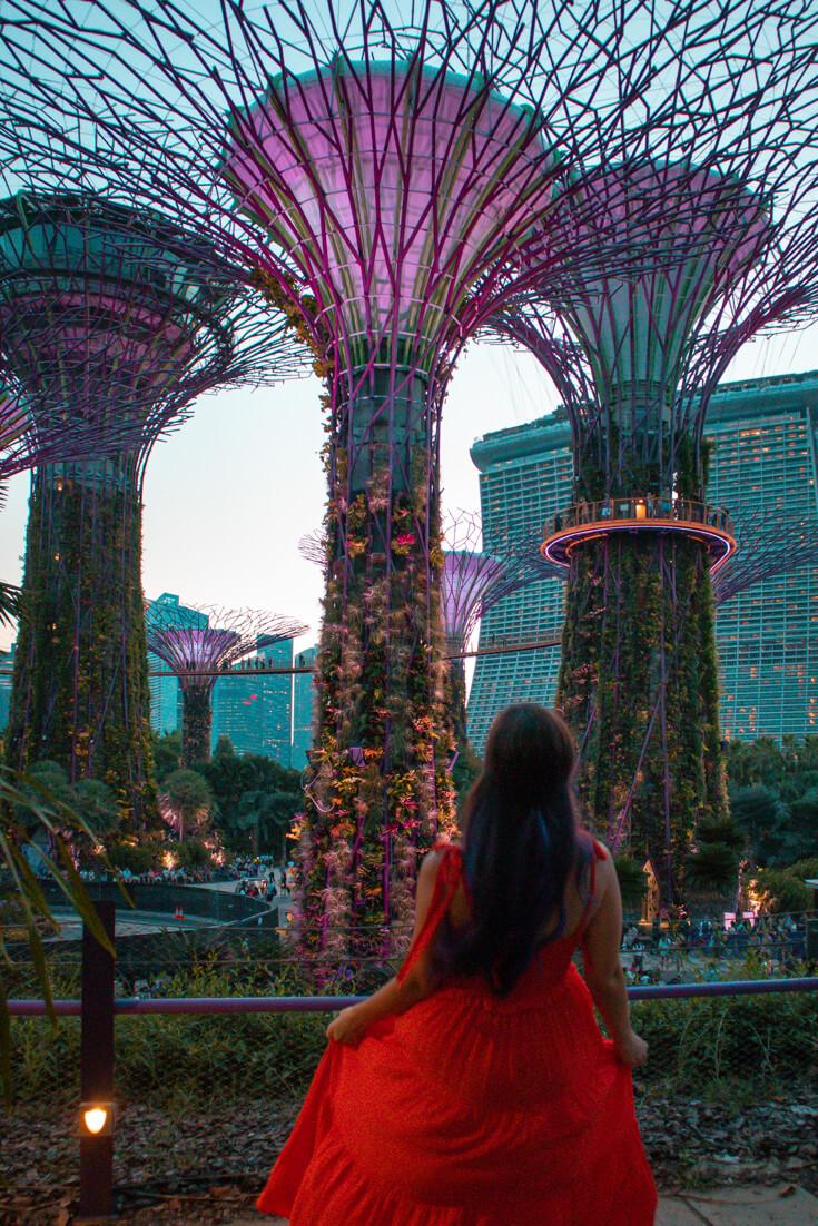 Instagram Spots in Singapore