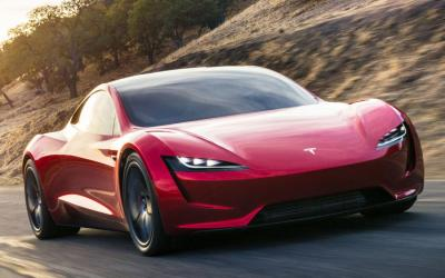 $TSLA Tesla Unveils 'World's Fastest Production Car' and Electric