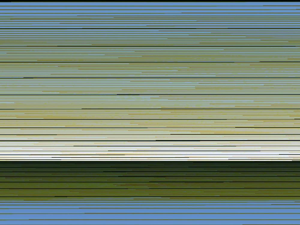 Chapel Hill Generative Abstract Art