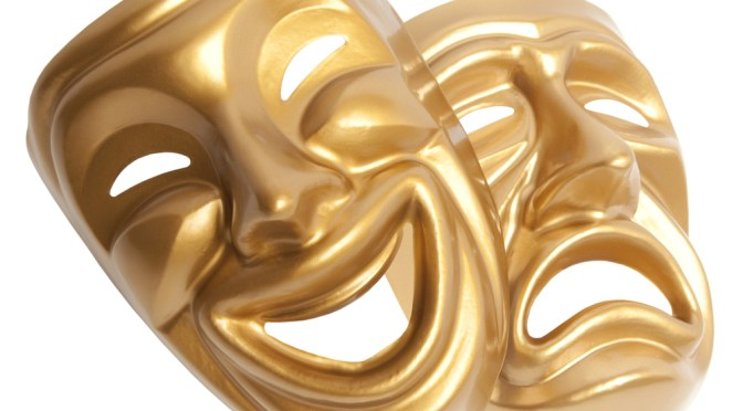 Duality of the Purim Mask