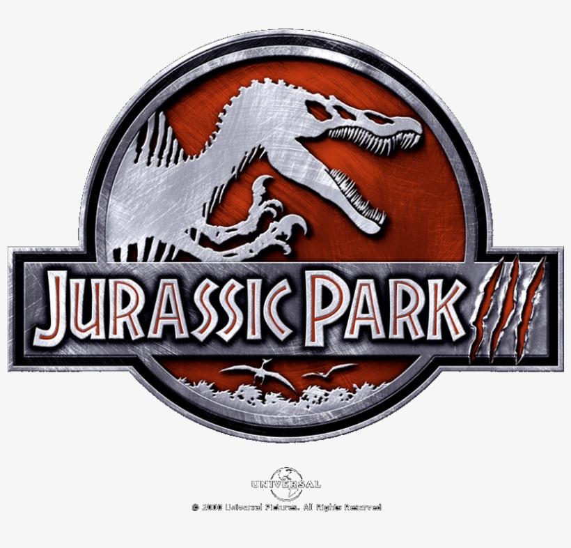 jurassic park 3 logo png hd png image