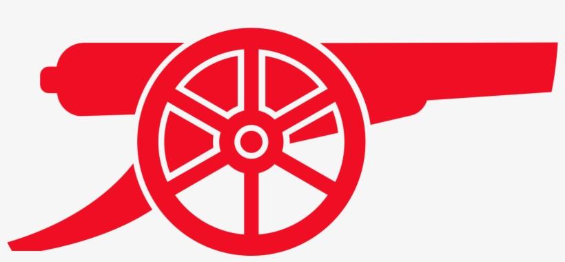 arsenal logo png white