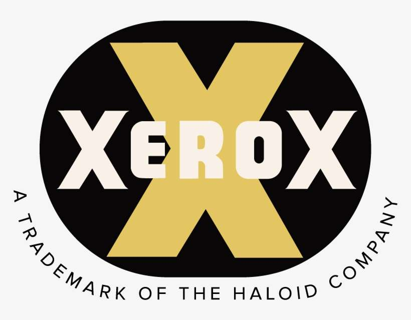 Xerox Logo Xerox Png Image Transparent Png Free Download On Seekpng