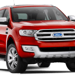 Everest Ford Endeavour 2019 Interior Full Size Png Download Seekpng