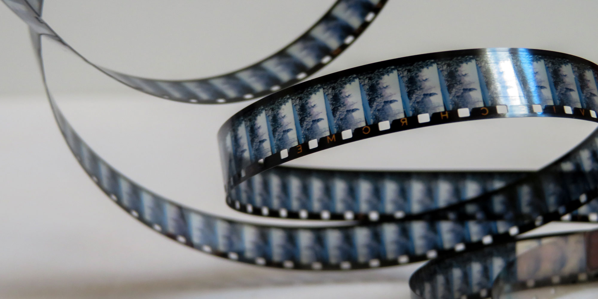 Film Reel - Credit Denise Jans - Unsplash
