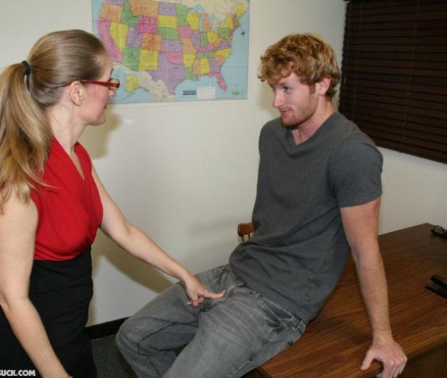 Older Teacher Seduces Younger Student