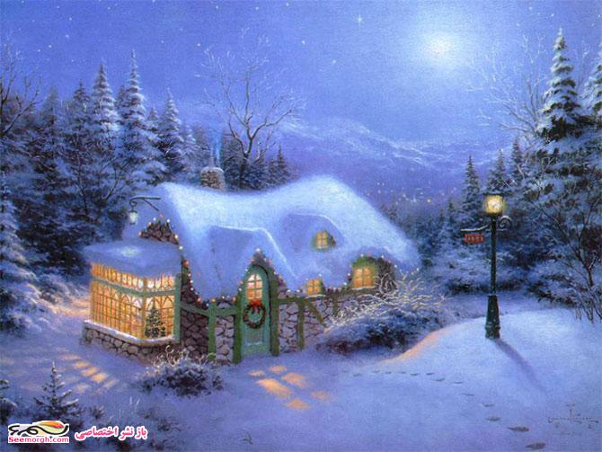 عکس خوشگل کریسمس
