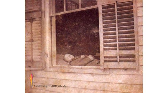 عکس پس از مرگ