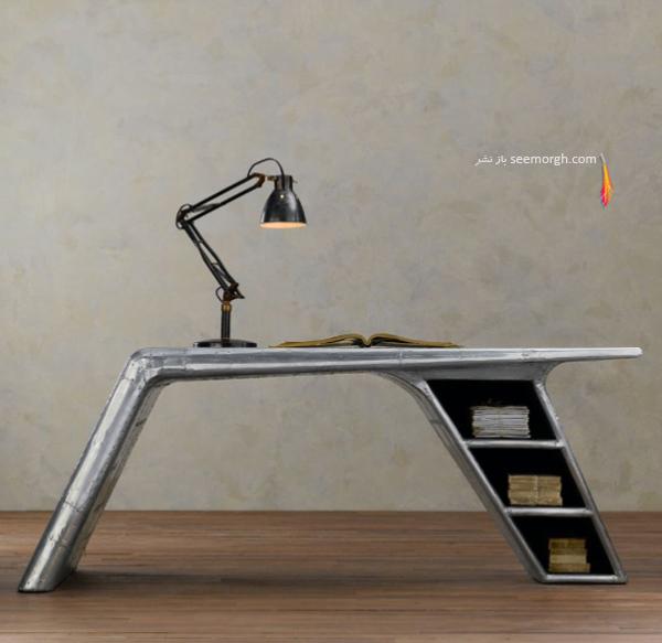 میز کار عجیب