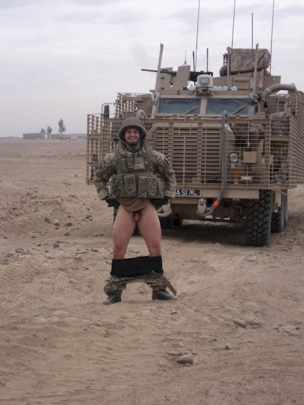 Military ass fuckers