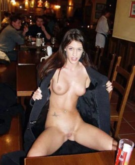 Nude amatuer girlfriend sex in public