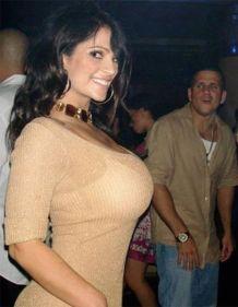 Why guys like big boobs