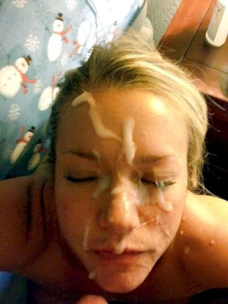 Ex GF Gives Head and Get Huge Facial Cum
