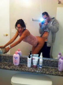 Fucking My Ex GF Leaked Snapchat Porn