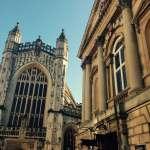A day trip to Bath, England