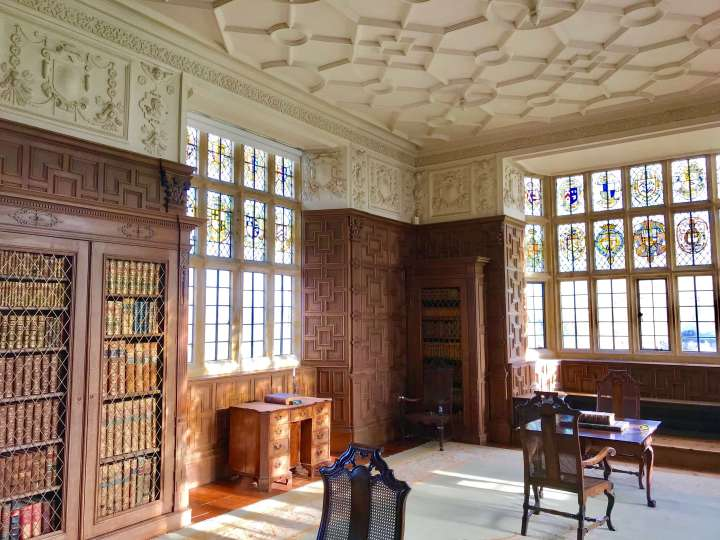 The Montacute House Library