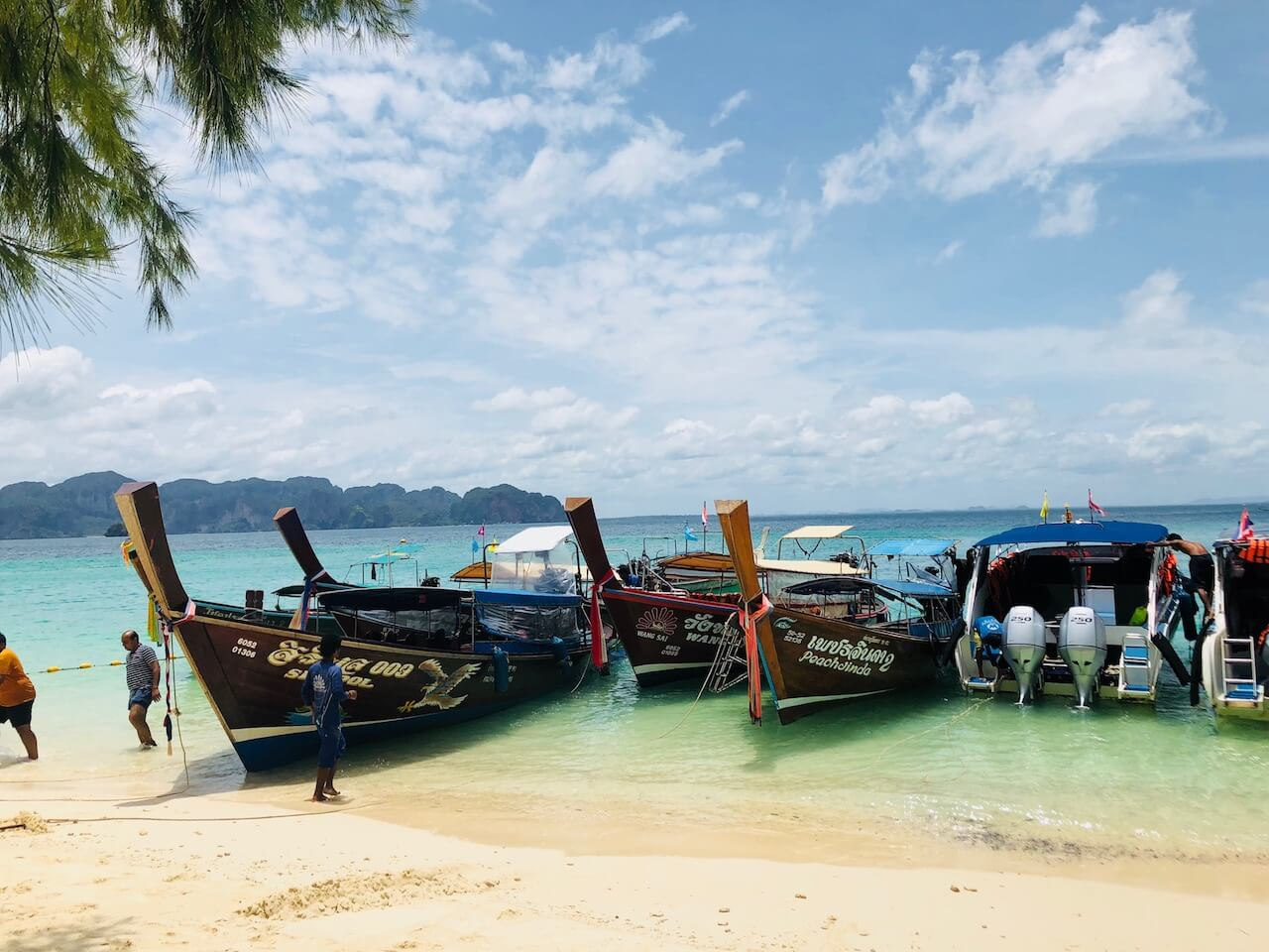 How To Go Island Hopping In Thailand Review Of 4 Islands