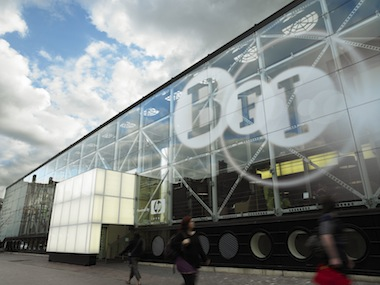 BFI Southbank. Image: BFI/Matt Antrobus