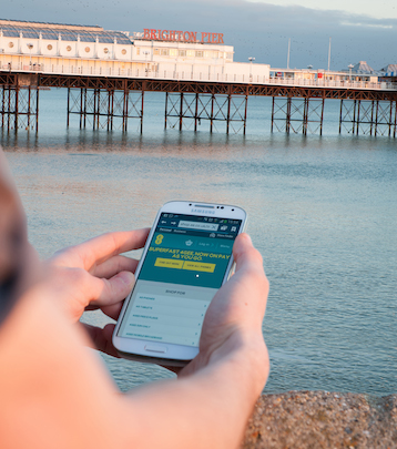 12 more cities have been connected to EE's 4G network.