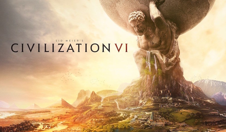 Civilization VI Available Today on iPad
