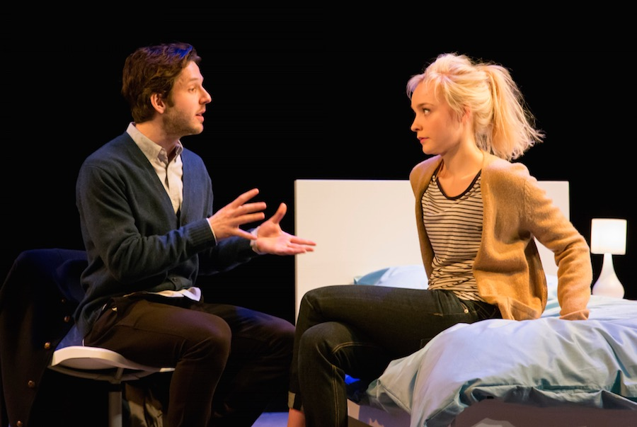 THE HARD PROBLEM by Stoppard. Image:  National Theatre /  Johan Persson