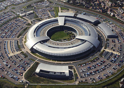 GCHQ has been accused of collecting electronic communications data.