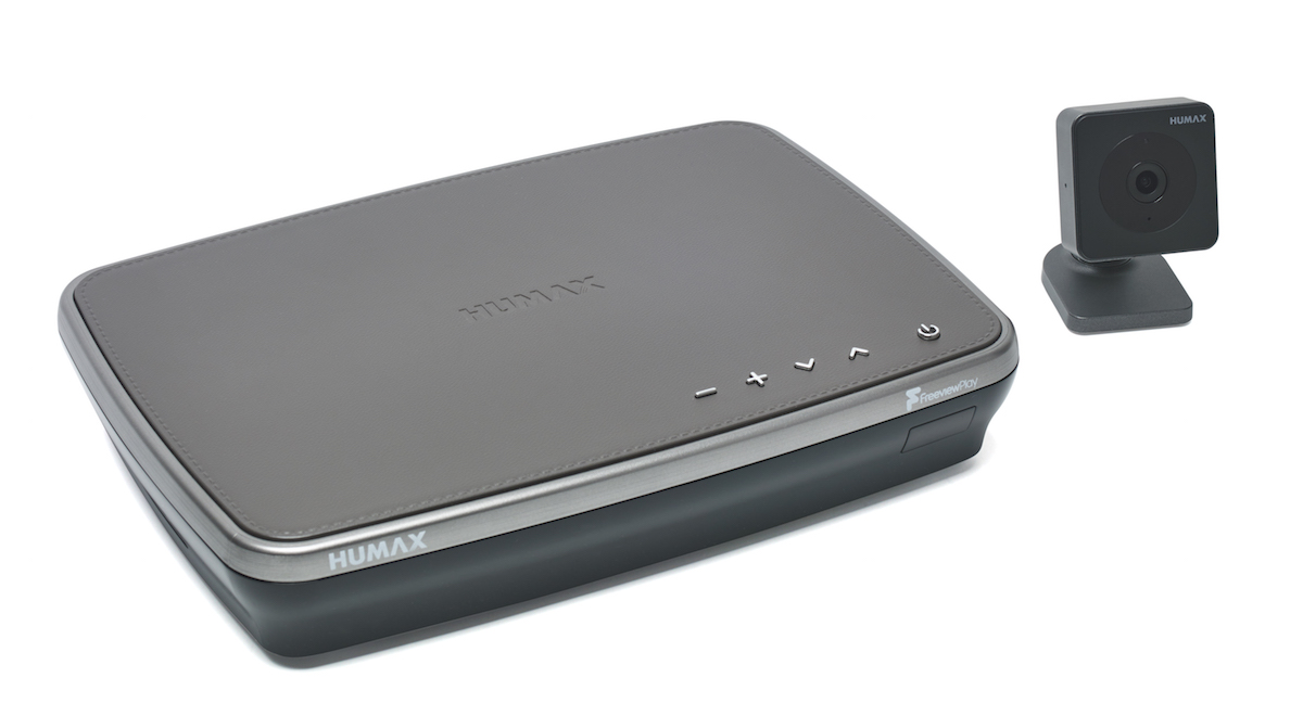 HUMAX EYE with the FVP-4000T Freeview Recorder
