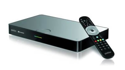 Huawei's new YouView box.