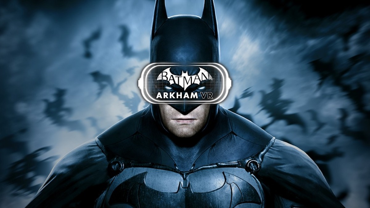 Arkham VR Makes Its Way to PC This Month