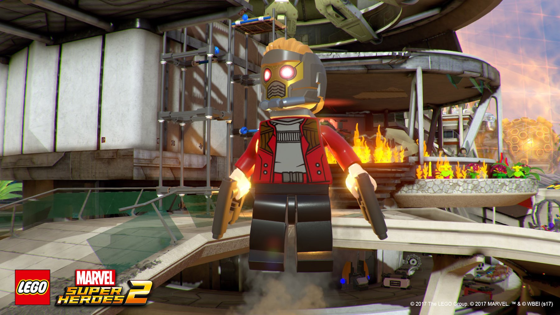 Lego Marvel Super Heroes 2 Brings an All-new Trailer and Details