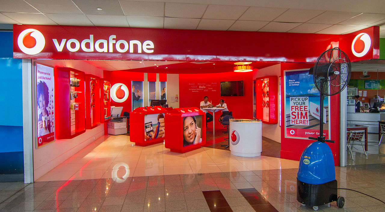 Vodafone debuts £1 PAYG cap and app-specific data bundles