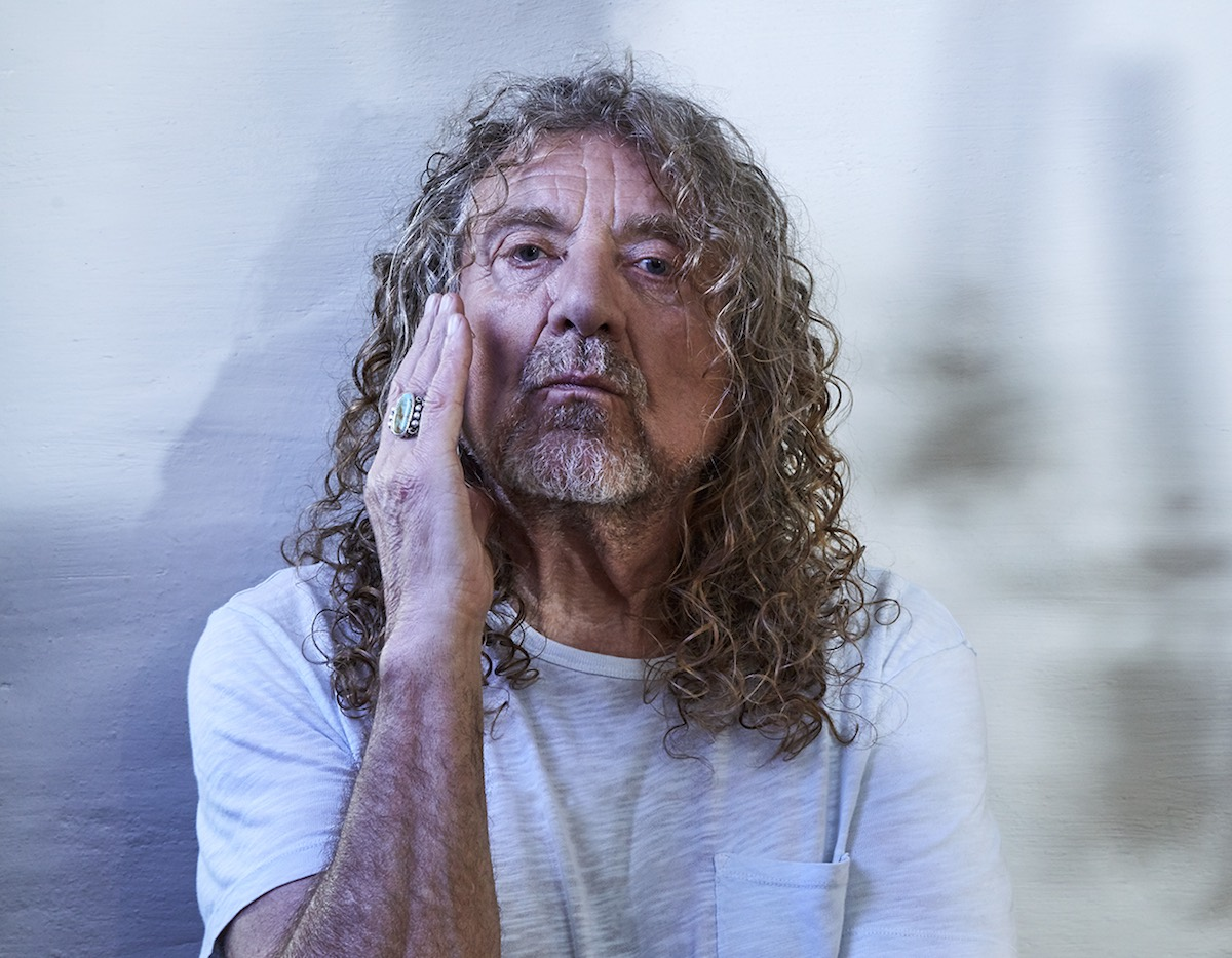 Robert Plant Announces New Studio Album Carry Fire
