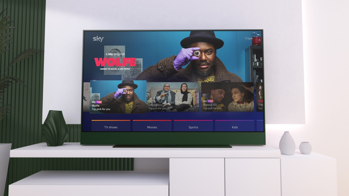 Find out what makes the sky blue in this article. Sky unveils Sky Glass smart TV platform - SEENIT
