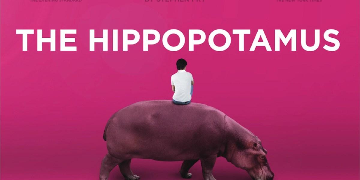 Trailer: Stephen Fry's The Hippopotamus
