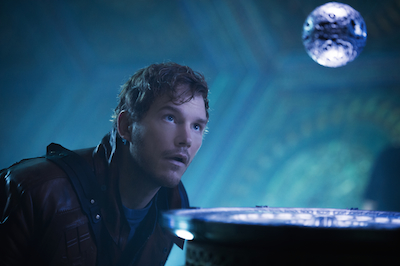 Chris Pratt as Peter Quill/Star-Lord. Image: Jay Maidment/Marvel