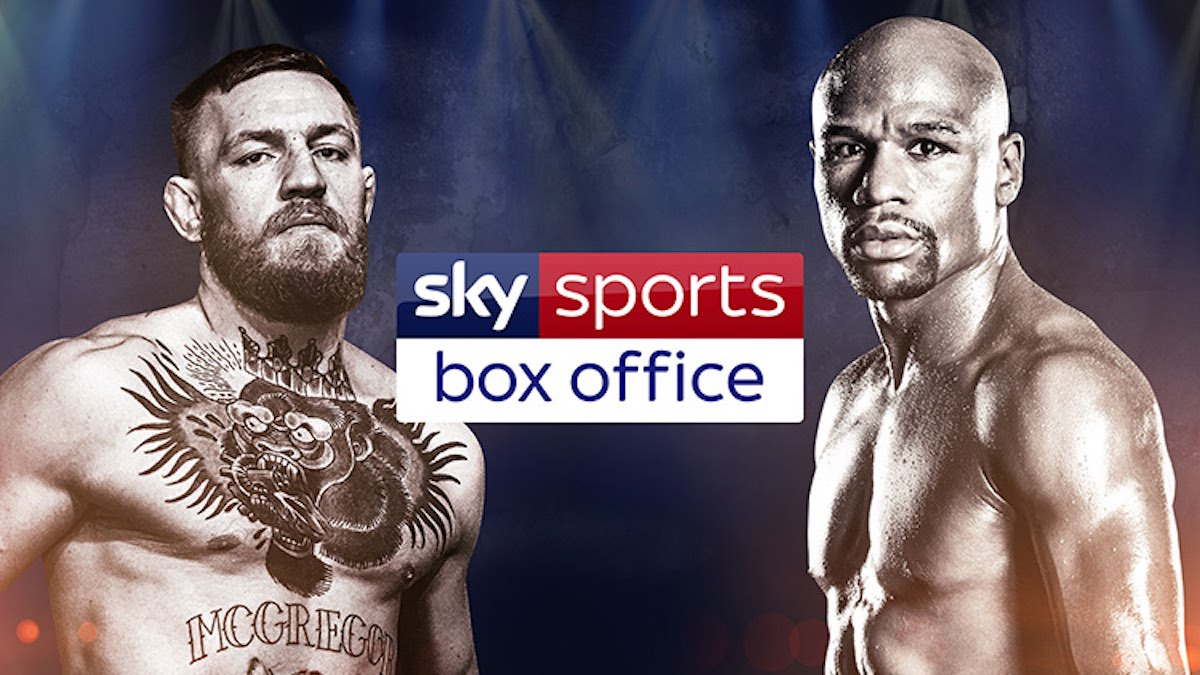 The Sky Sports promo for McGregor vs Mayweather is the best yet