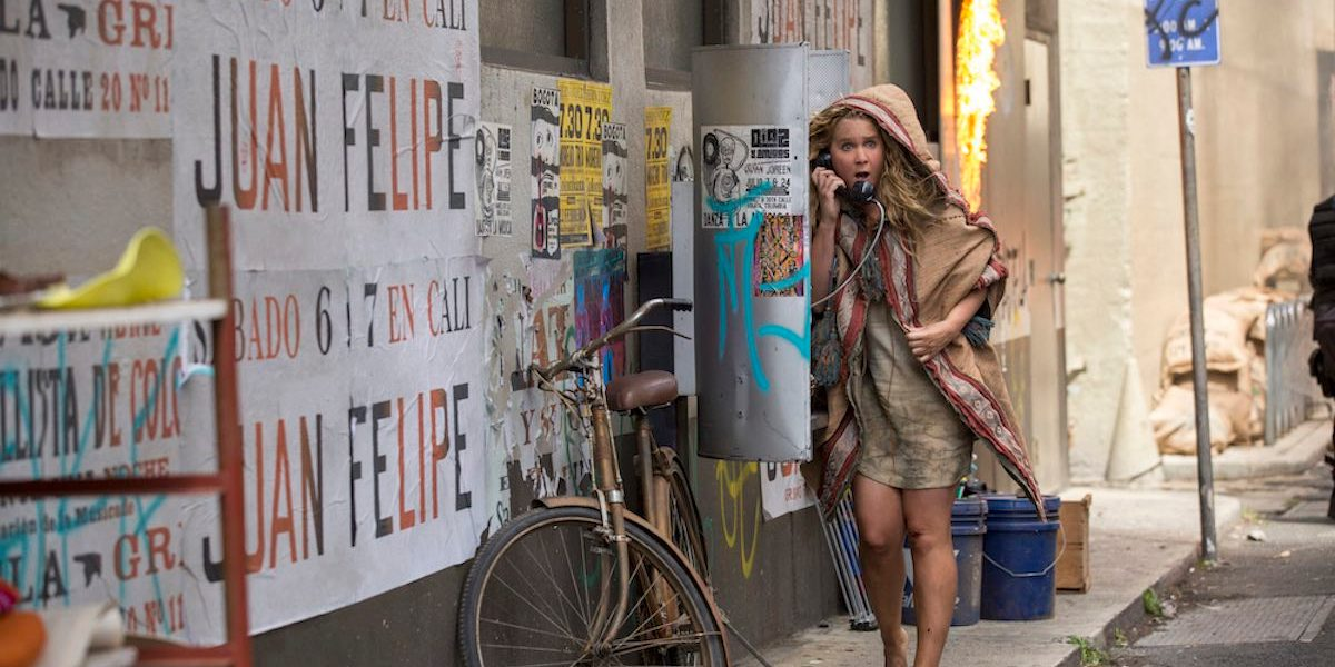 Watch Amy Schumer and Goldie Hawn in new clips from Snatched