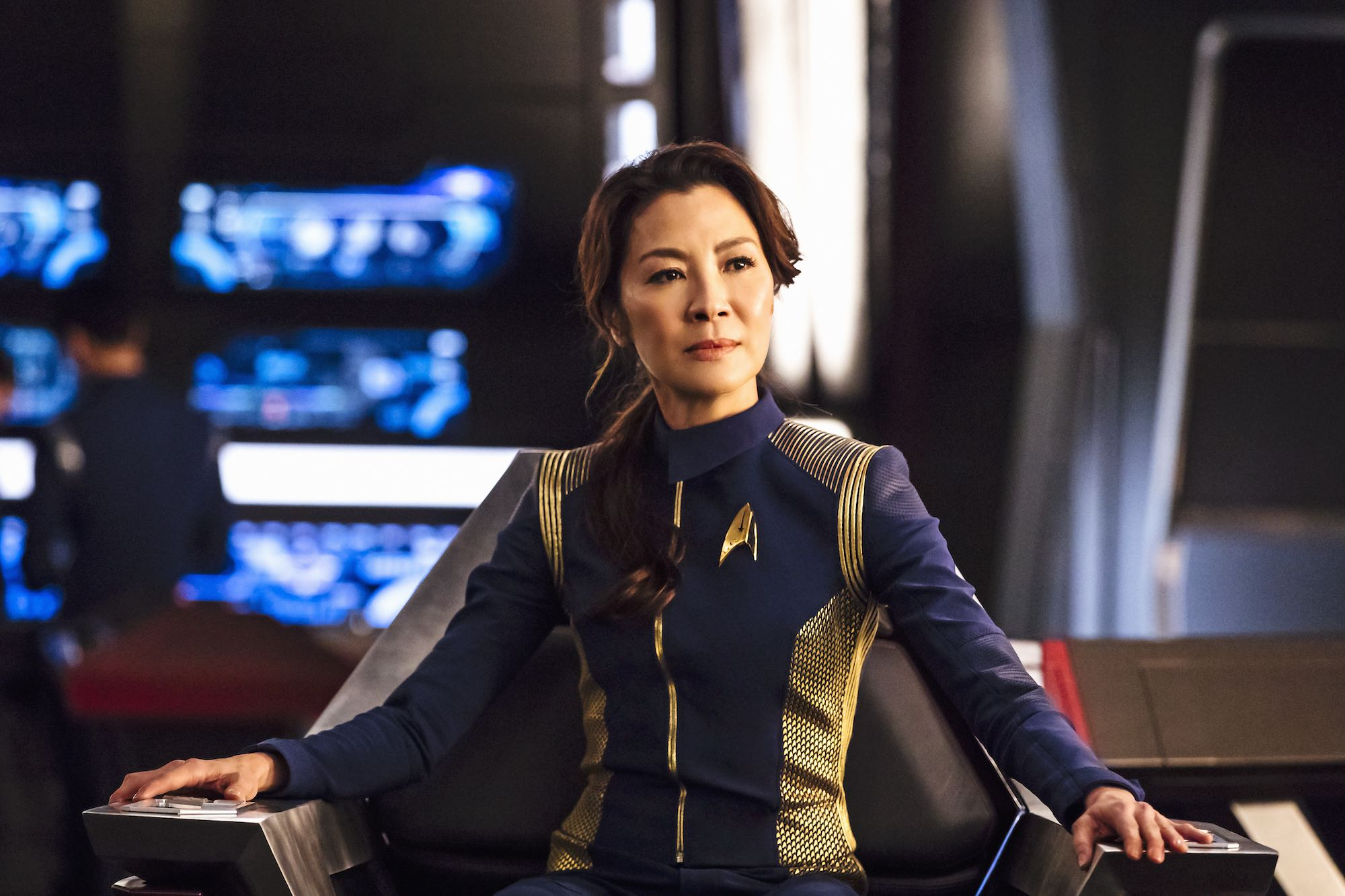'Star Trek: Discovery' reveals franchise's first openly gay character