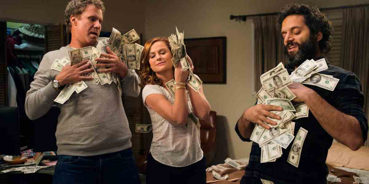 Will Ferrell and Amy Poehler in new 'red band' The House trailer