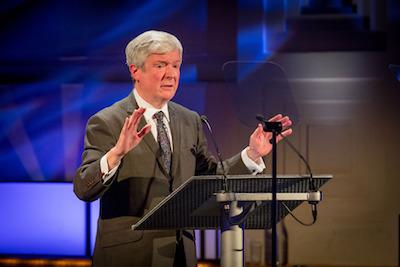 BBC Director General Tony Hall. Image: BBC/Guy Levy